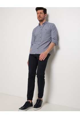 Pierre Cardin Erkek Dokuma Spor Pantolon 50178611-Vr033