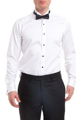 Pierre Cardin Erkek Gömlek Smokin 40034679-600