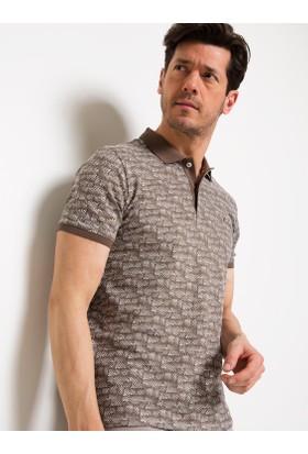 Pierre Cardin Erkek Polo Yaka T-Shirt 50185853-Vr052