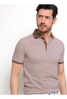 Pierre Cardin Erkek Polo Yaka T-Shirt 50186349-Vr052