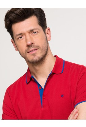 Pierre Cardin Erkek Polo Yaka T-Shirt 50187370-Vr030