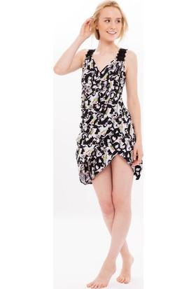 Pierre Cardin Kadın Plaj Giysisi 50143807-Orj
