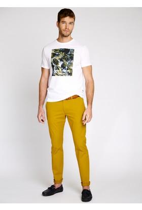 Pierre Cardin Erkek Dokuma Spor Pantolon 50170547-Vr043