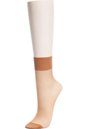 Pierre Cardin Kadın Dizaltı Çorap 50129444-Vr129