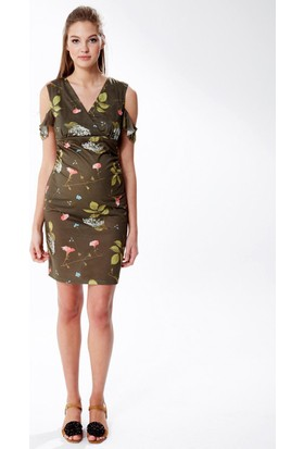 Hooyo Hamile Emzirme Özellikli Elbise Dream