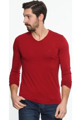 Comienzo Comienzo Polo Yaka Tshirt