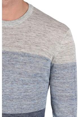 Armani Jeans Erkek Triko 3Y6Mb46M18Z