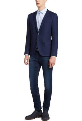 Hugo Boss Jeans Erkek Kot Pantolon 50330526