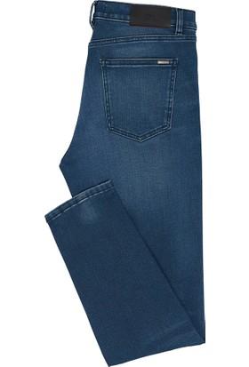 Hugo Boss Jeans Erkek Kot Pantolon 50330531