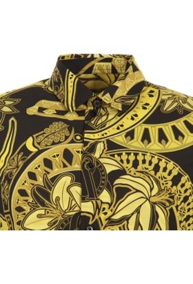 Versace Jeans Erkek Gömlek B1Gpb6S0S0036