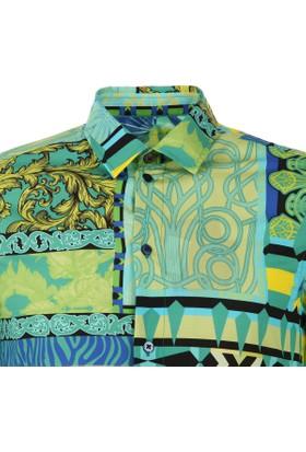 Versace Jeans Erkek Gömlek B1Gpb6S0S0038