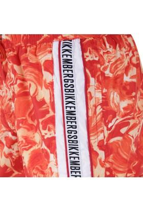 Bikkembergs Erkek Mayo Şort B6G50450222
