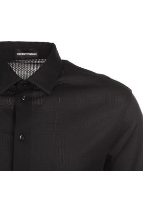 Emporio Armani Erkek Uzun Kol Gömlek V1C32Tv138C