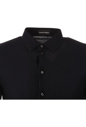 Emporio Armani Erkek Uzun Kol Gömlek V1C32Tv139C