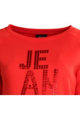 Armani Jeans Kadın Sweat 3Y5M695Jyfz