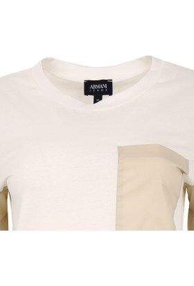 Armani Jeans Kadın T-Shirt 3Y5M745Jxaz
