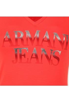 Armani Jeans Kadın T-Shirt 3Y5T065J13Z