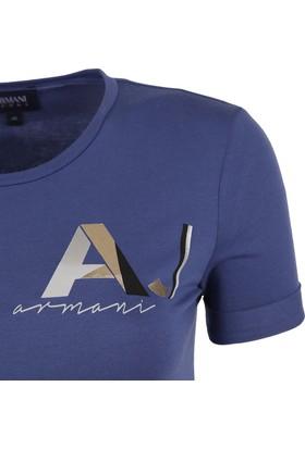 Armani Jeans Kadın T-Shirt 3Y5T415Jabz