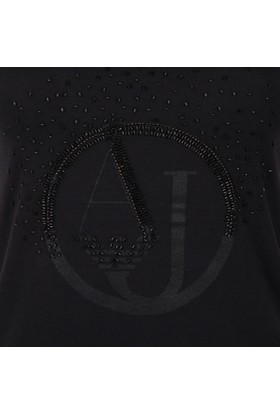 Armani Jeans Kadın T-Shirt 3Y5T485Jznz
