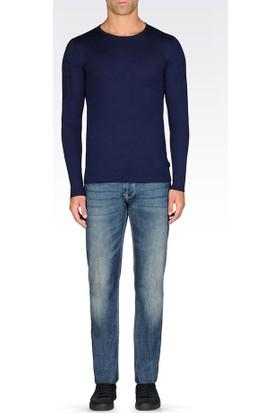 Armani Jeans Erkek Triko 6X6Mf46M0Tzc1546