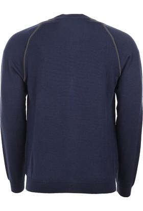 Armani Collezioni Erkek Sweatshirt 6XCE05CM12Z
