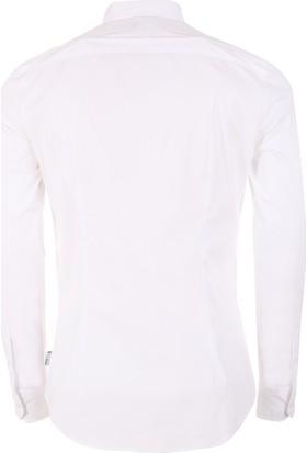 Armani Collezioni Gömlek Erkek Uzun Kol Gömlek UCSSDLUCC30