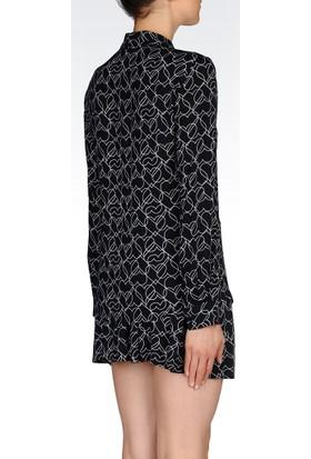 Armani Jeans Gömlek Kadın Uk Gömlek 6X5C405Nqgzc2101