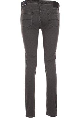 Armani Jeans Kadın Kot Pantolon 6X5J065Dzgz