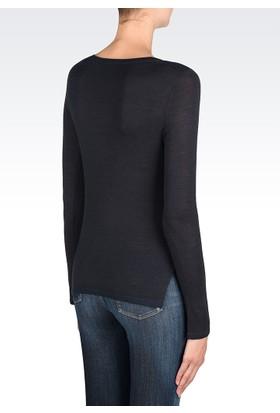 Armani Jeans Kadın Triko Kazak 6X5M9E5M1Mz
