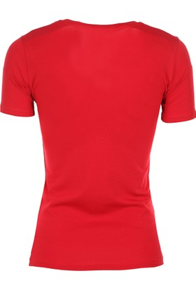 Armani Jeans Kadın T-Shirt 6X5T015J00Z