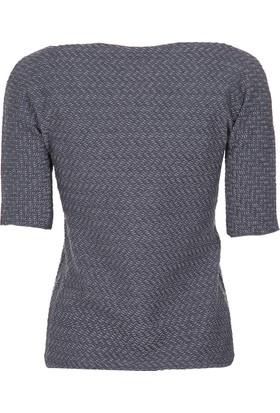 Armani Collezioni Kadın T-Shirt 6Xmm63Mjtaz