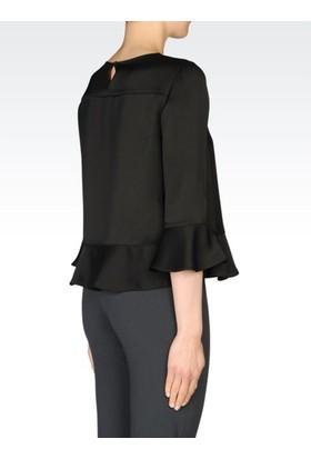 Armani Collezioni Gömlek Kadın Uk Gömlek Umc13Tum031