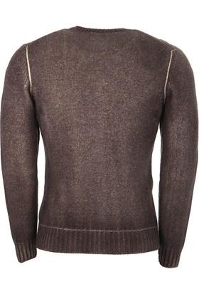 Gran Sasso Erkek Sweatshirt Yeşil 1311132721