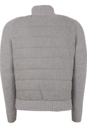 Gran Sasso Erkek Sweatshirt Gri 1313625028