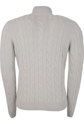 Gran Sasso Erkek Sweatshirt Ekru 2313819672