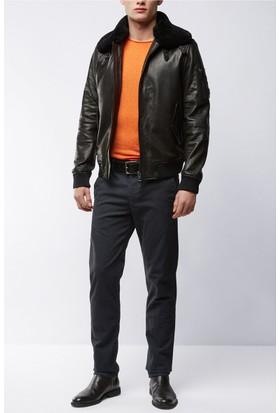 Hugo Boss Erkek Pantolon Lacivert 50372523