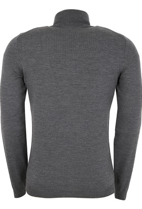 Hugo Boss Erkek Sweatshirt Gri 50374868