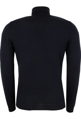 Hugo Boss Erkek Sweatshirt Lacivert 50374868