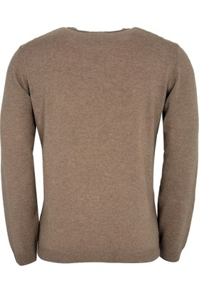 Hugo Boss Erkek Sweatshirt Bej 50374957