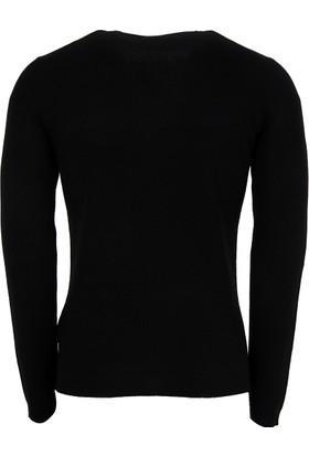 Hugo Boss Erkek Sweatshirt Siyah 50375192