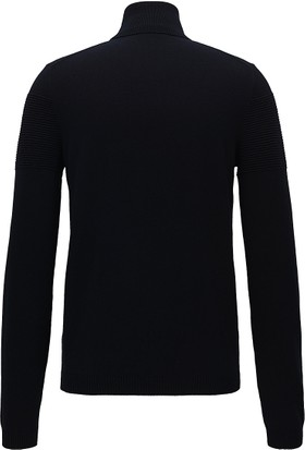 Hugo Boss Erkek Sweatshirt Siyah 50375223