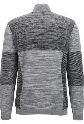 Hugo Boss Erkek Sweatshirt Gri 50376161