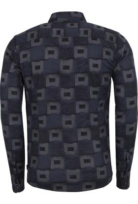 Armani Jeans Erkek Gömlek 6Y6C246N1Ez