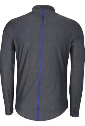 Armani Jeans Erkek Sweatshirt Siyah 6Y6C596NMAZ