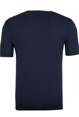 Armani Collezioni Erkek T-Shirt 6Ycm66Cjruz