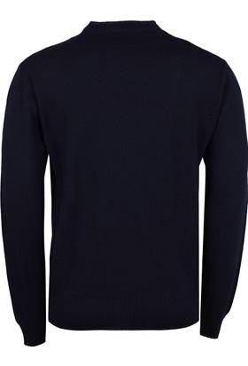 Pierre Balmain Erkek Sweatshirt Lacivert HP87202KA7304
