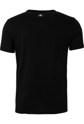 Philipp Plein Erkek T-Shirt Siyah MTK1576PJY002N