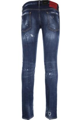 Dsquared2 Jeans Erkek Kot Pantolon S74Lb0258S30342