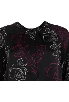 Armani Jeans Kadın Gömlek 6Y5C135Nbmz