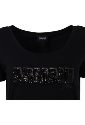 Armani Jeans Kadın T-Shirt 6Y5T105Jabz